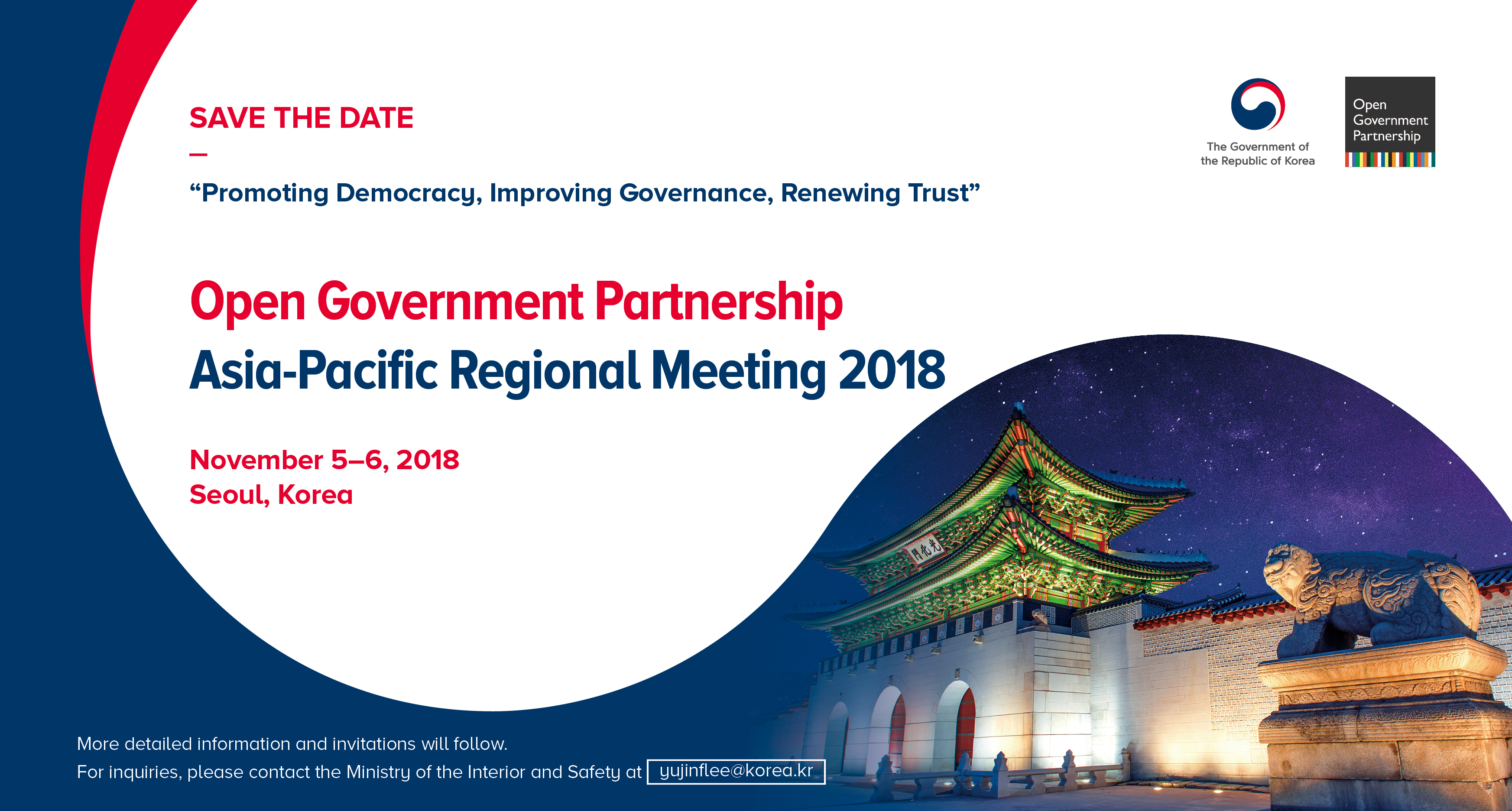 Asia-Pacific Regional Meeting 2018