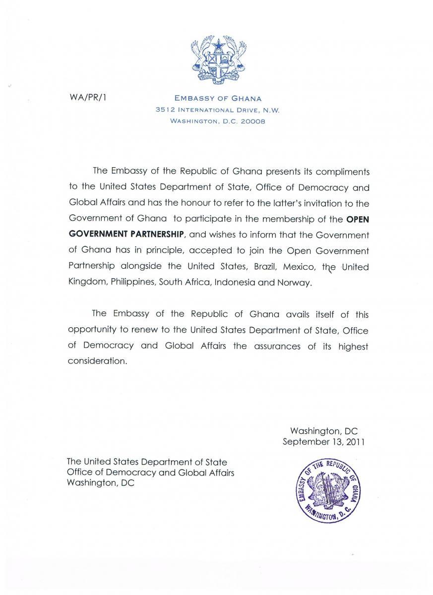 Ghana open government partnership ghana stopboris Gallery
