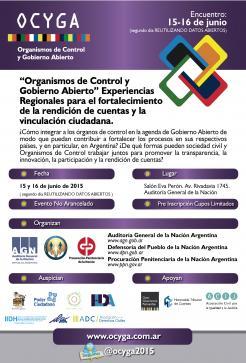 ORGANISMOS DE CONTROL Y GOBIERNO ABIERTO