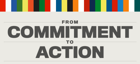 From Commitment to Action
