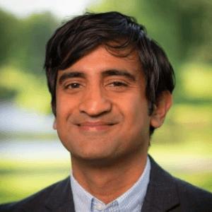 Portrait of Abhinav Bahl