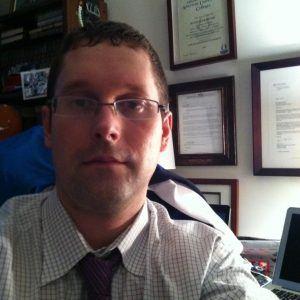 Portrait of David Chapinski