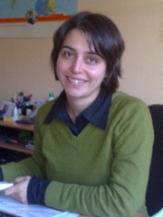 Portrait of Diana Bancheva