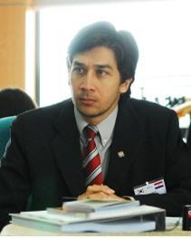 Portrait of Jorge Galeano Paredes