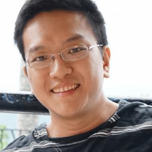 Portrait of Patrick Lim