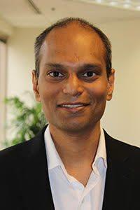 Portrait of Vivek Ramkumar