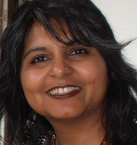 Portrait of Sarita Ranchod