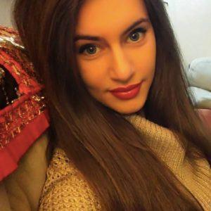 Portrait of Katherine El-Sammak