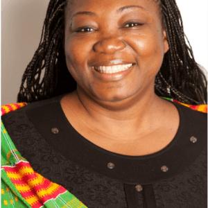 Portrait of Nnenna Nwakanma