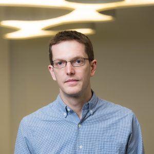 Portrait of Peter Chapman