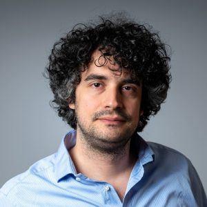 Portrait of Sandor Lederer