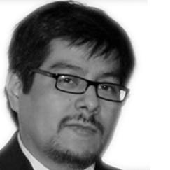 Portrait of Cesar Nicandro Cruz-Rubio