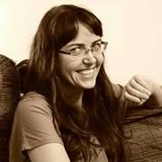 Portrait of Larisa Panait
