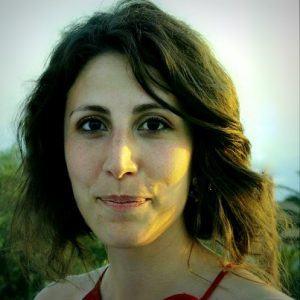 Portrait of Paola Brizi
