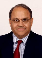 Portrait of Vinay Bhargava