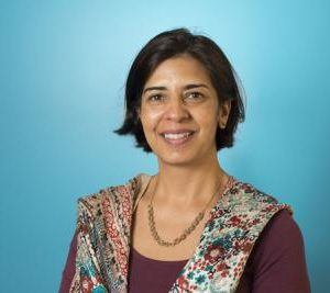 Portrait of Sangita Sigdyal