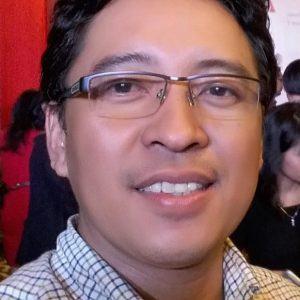 Portrait of Ilham B Saenong