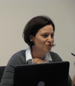 Portrait of Tanja Hafner Ademi