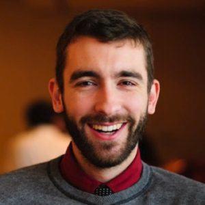 Portrait of Alex Vedovi
