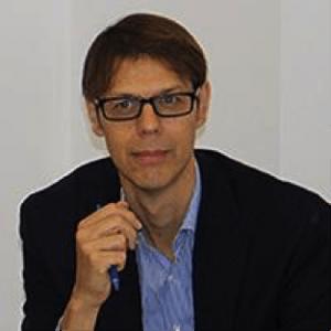 Portrait of Stefaan Verhulst