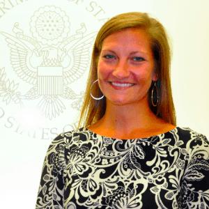 Portrait of Carey Kluttz