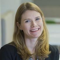 Portrait of Julie McCarthy