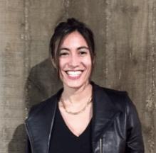 Portrait de Paula Forteza