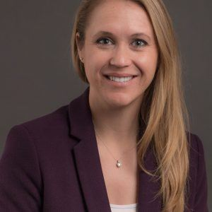Portrait of Jaimie Boyd