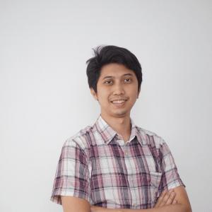Portrait of Endiyan Rakhmanda