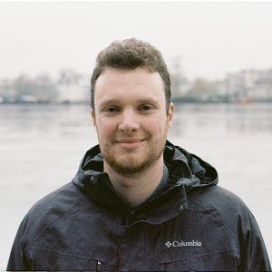 Portrait of Michael Peters