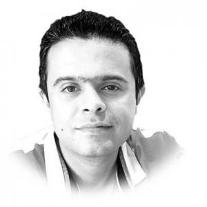 Portrait of Hasaan Khawar