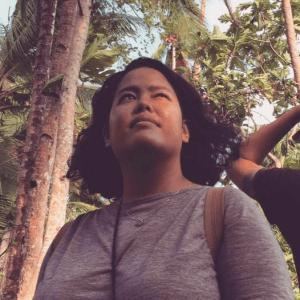 Portrait of Sarah Ramadhita
