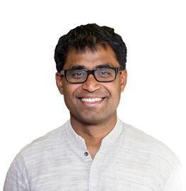 Portrait of Dhananjayan Sriskandarajah