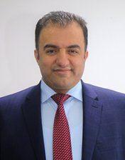 Portrait of Dr. Amer Bani Amer