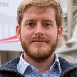Portrait of Mathias Huter