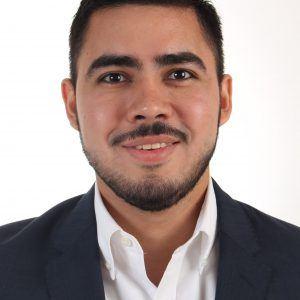 Portrait of Jaime Ayala