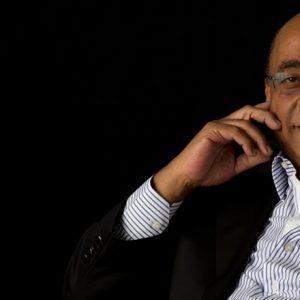 Portrait of Dr. Mo Ibrahim