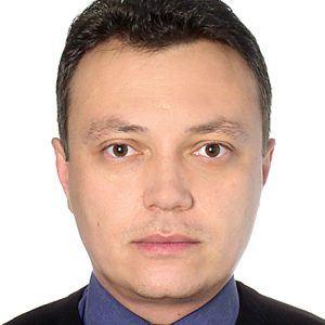 Portrait of Oleksiy Orlovsky