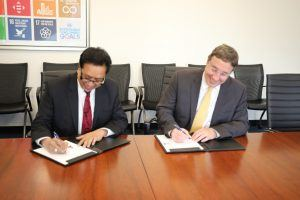 Thumbnail for UNDP and OGP sign MoU for 2030 Agenda and Open Government