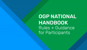 Graphique du manuel OGP