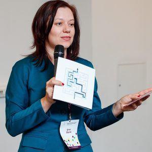 Portrait of Olena Ursu