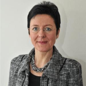 Portrait of Beate Lohmann