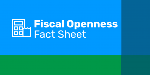 Fiscal Openness FS