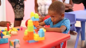 early childhood development in santo domingo