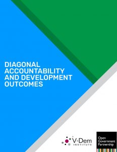 cover of Diagonal Accountability and Development Outcomes