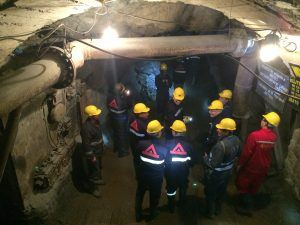 Minerai de chrome en Albanie