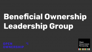 Thumbnail for Beneficial Ownership Leadership Group