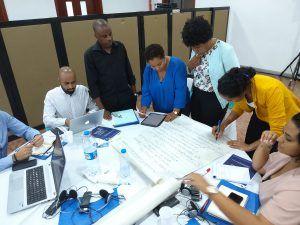 Atelier 1 des parlements du Cabo Verde