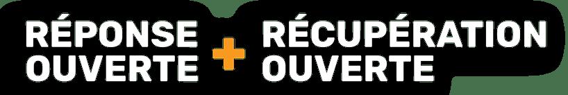 OpenResponse + OpenRecovery
