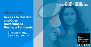 Webinar- Access to Justice